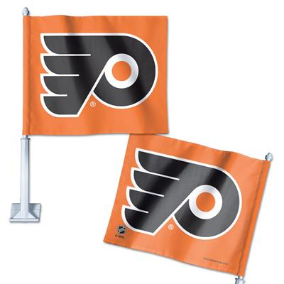 WinCraft Hockey Car Flag - Philadelphia Flyers (Wincraft Hockey Car Flag - Philadelphia Flyers)