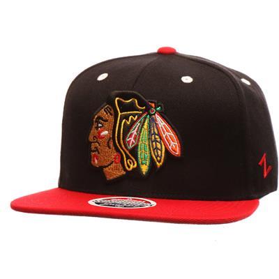 Zephyr MVP 32/5 Snapback Hockey Hat - Chicago (Zephyr MVP 32/5 Snapback Hockey Hat - Chicago Blackhawks)