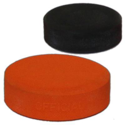 Sponge Practice Ice Hockey Puck (Sher-Wood Sponge Practice Ice Hockey Puck)