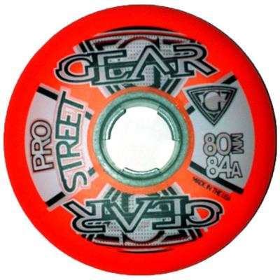 Gear Pro Street Outdoor (Gear Pro Street Outdoor Inline Hockey Wheel - 2014)