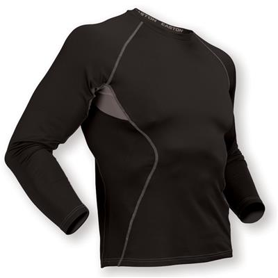 Easton Pro Training Fitted Long Sleeve (Easton Pro Training Fitted Long Sleeve Hockey Shirt)