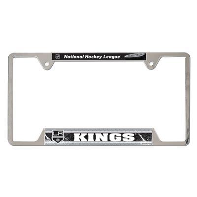 Kings (Wincraft Metal Hockey Liscense Plate Frame)