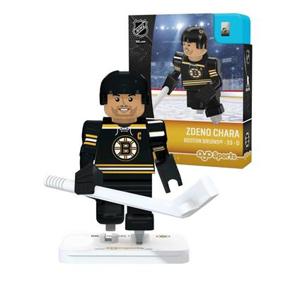 Chara (OYO Sports Zdeno Chara G3 Minifigure - Boston Bruins)