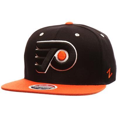 MVP 32/5 Hat PHL (Zephyr MVP 32/5 Snapback Hockey Hat - Philadelphia Flyers)
