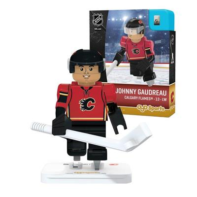 Johnny Gaudreau G3 Minifigure (OYO Sports Johnny Gaudreau G3 Minifigure - Calgary Flames)