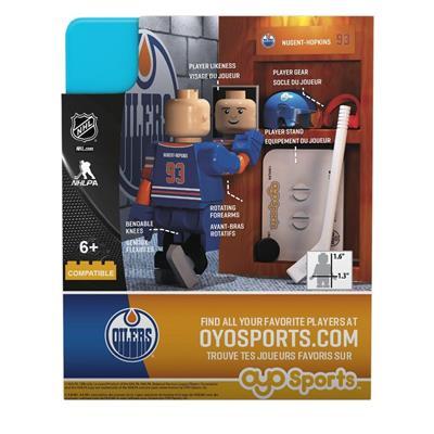 Ryan Nugent-Hopkins G3 (OYO Sports Ryan Nugent-Hopkins G3 Minifigure - Edmonton Oilers)
