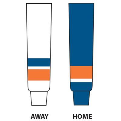 Dogree NHL Team Hockey Socks - New York Islanders (NHL Team Hockey Socks - New York Islanders - Junior)