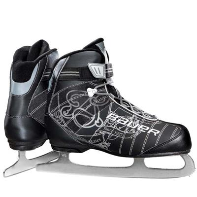 (Bauer React Recreation Ice Skates)