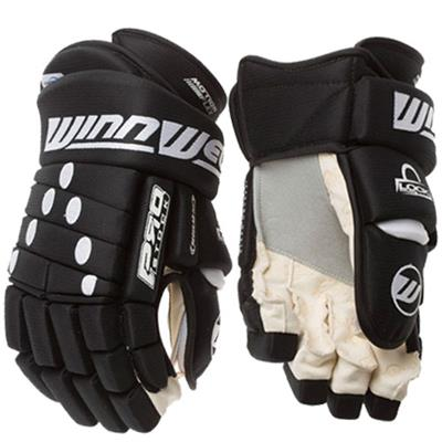 Winnwell Pro Stock Hockey Gloves (Winnwell Pro Stock Hockey Gloves - Junior)