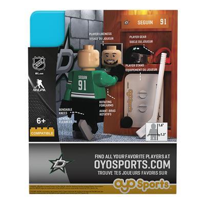 G3 Minifigure - Seguin DAL (OYO Sports Tyler Seguin G3 Minifigure - Dallas Stars)