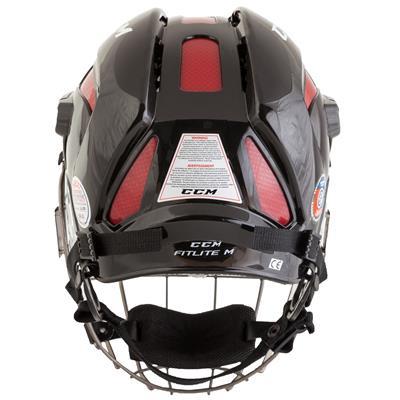 (CCM FITLITE Helmet Combo)