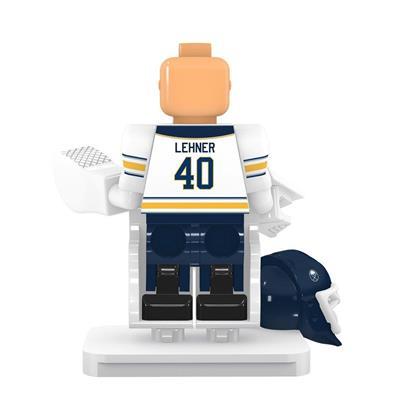 Robin Lehner Minifigure BUF (OYO Sports Robin Lehner Minifigure - Buffalo Sabres)
