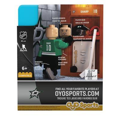 G3 Minifigure - Sharp DAL (OYO Sports Patrick Sharp G3 Minifigure - Dallas Stars)