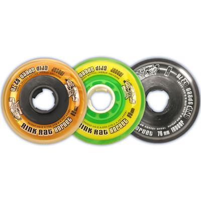 Hornet Indoor Wheels (Rink Rat Hornet Indoor Inline Hockey Wheels)