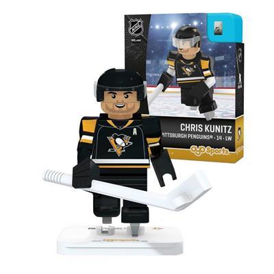 G3 Minifigure - Kunitz PIT (OYO Sports Chris Kunitz G3 Minifigure - Pittsburgh Penguins)