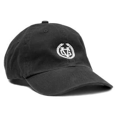 Crest Dad Hat (Violent Gentlemen Crest Dad Adjustable Hockey Hat - Adult)
