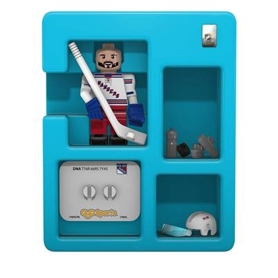 Rick Nash Minifigure NYR (OYO Sports Rick Nash Minifigure - New York Rangers)
