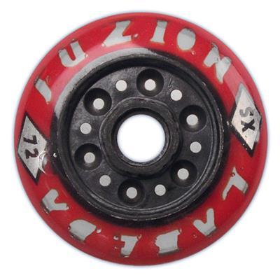Fuzion Micro 688 Indoor Wheels (Labeda Fuzion Micro 688 Indoor Inline Hockey Wheels)