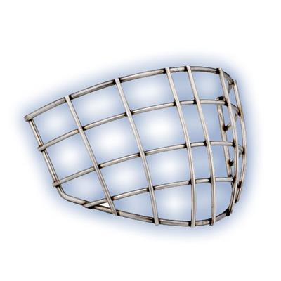 7K Certified SS Cage (Reebok 7K Certified Stainless Steel Hockey Goalie Cage)