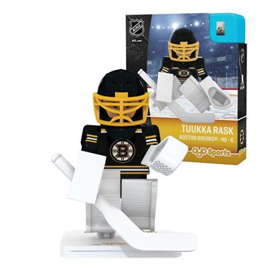 G3 Minifigure - Rask BOS (OYO Sports Tuukka Rask G3 Minifigure - Boston Bruins)