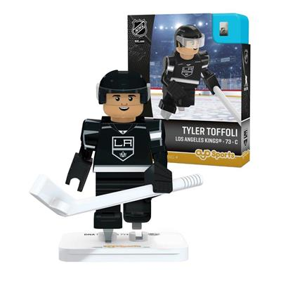 G3 Minifigure - Toffoli LAK (OYO Sports Tyler Toffoli G3 Minifigure - Los Angeles Kings)