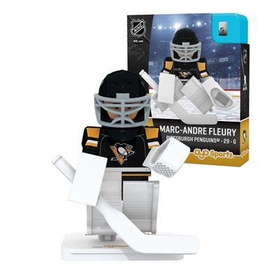 G3 Minifigure - Fleury  PIT (OYO Sports Marc-Andre Fleury G3 Minifigure - Pittsburgh Penguins)