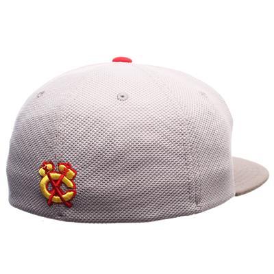 Limelight Hat CHI (Zephyr Limelight Hockey Hat - Chicago Blackhawks)