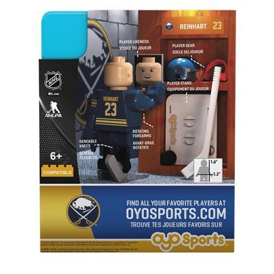 G3 Minifigure - Reinhart BUF (OYO Sports Sam Reinhart G3 Minifigure - Buffalo Sabres)