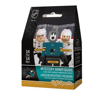 G3 Minifigure - Myst Pack SJ (OYO Sports Mystery Pack G3 Minifigure - New York Rangers)