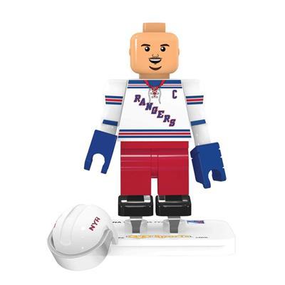 Ryan Mcdonagh Minifigure NYR (OYO Sports Ryan Mcdonagh Minifigure - New York Rangers)