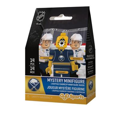 G3 Minifigure - Myst Pack BUF (OYO Sports Mystery Pack G3 Minifigure - New York Rangers)