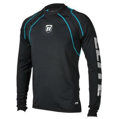 Loose L/S Perf Shrt (Elite Hockey Loose Long Sleeve Performance Hockey Shirt)