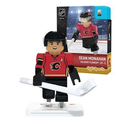 G3 Minifigure - Monahan CAL (OYO Sports Sean Monahan G3 Minifigure - Calgary Flames)