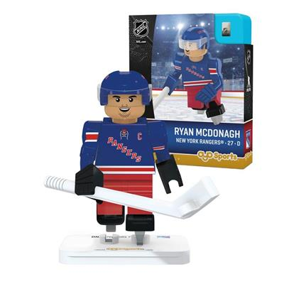 G3 Minifigure - McDonagh NYR (OYO Sports Ryan McDonagh G3 Minifigure - New York Rangers)