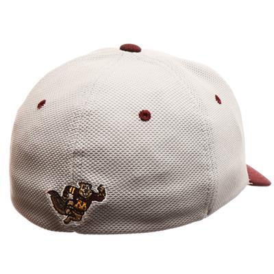 Athlete Hat (Zephyr Athlete Stretch Fit Hockey Hat - University of Minnesota Gophers)