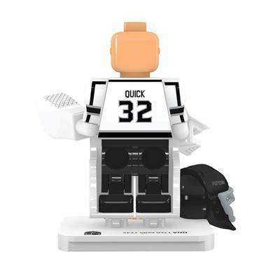 Jonathan Quick Minifigure LAK (OYO Sports Jonathan Quick Minifigure - Los Angeles Kings)
