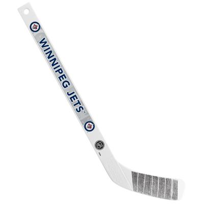 Jets (InGlasco NHL Mini Player Plastic Stick - Winnipeg Jets)
