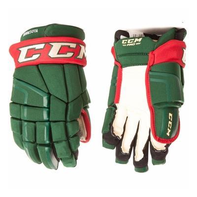 Minnesota (CCM K Series Pro Hockey Gloves)