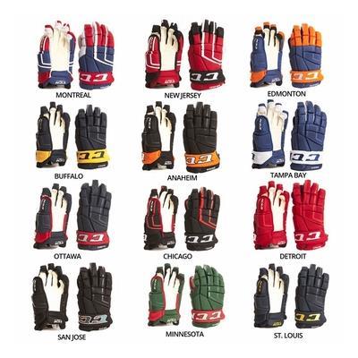 Team Colorways (CCM K Series Pro Hockey Gloves)