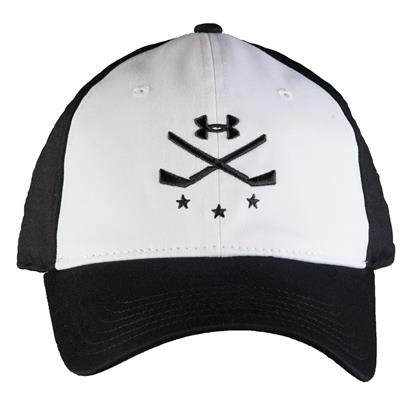 (Under Armour Twill Hockey Hat)