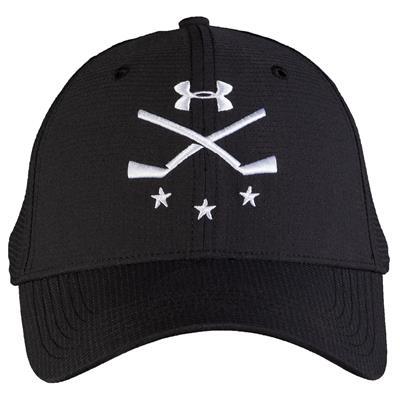 (Under Armour AV Hockey Stretch Hat)