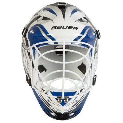 (Bauer Reactor Performance Street Hockey Goalie Mask)