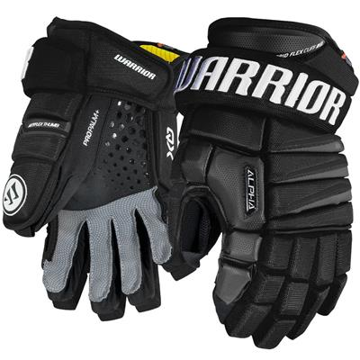 Black (Warrior Alpha QX Glove)