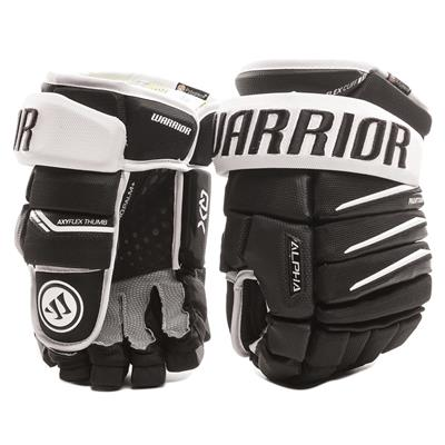 Black and White (Warrior Alpha QX Glove)