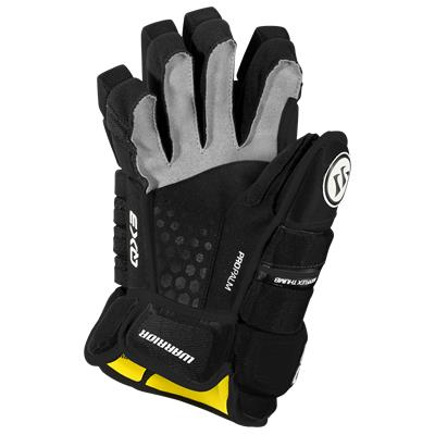 (Warrior Alpha QX3 Hockey Gloves - Youth)