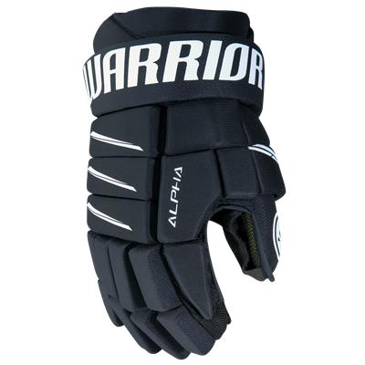 (Warrior Alpha QX5 Hockey Gloves)