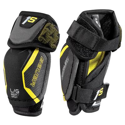 stock (Bauer Supreme 1S Hockey Elbow Pads - 2017)