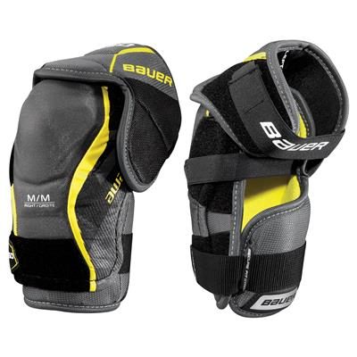 stock (Bauer Supreme S150 Hockey Elbow Pads - 2017)