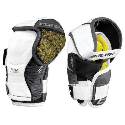 stock (Bauer Supreme S170 Hockey Elbow Pads - 2017)