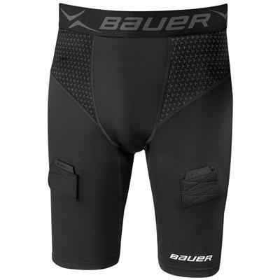 NG 2 Premium Comp Jock Shorts (Bauer NG 2 Premium Compression Hockey Jock Shorts)